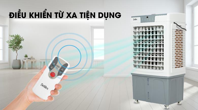 Remote - Quạt điều hòa Delites DEL-AC45AR