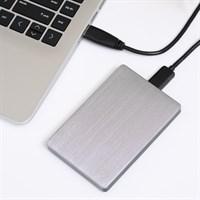 Ổ cứng HDD 1TB Seagate Backup Plus Slim Bạc