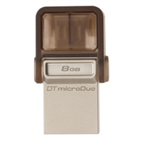 USB OTG 2.0 8 GB Kingston DT DUO