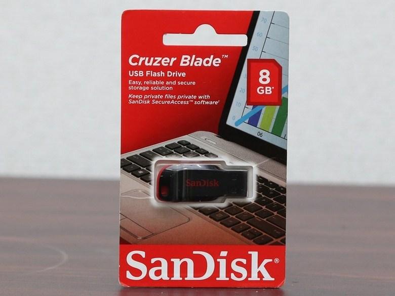 Dung lượng lưu trữ 8GB