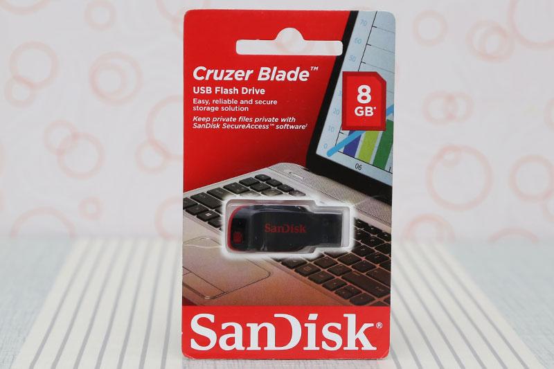 USB Sandisk SDCZ50 8GB 2.0