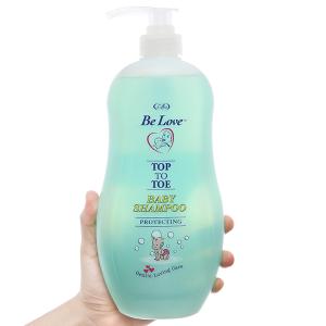 Tắm gội cho bé L'Affair Be Love chăm sóc và bảo vệ 850ml