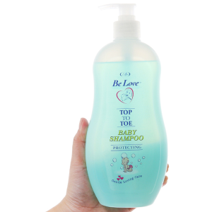 Tắm gội cho bé L'Affair Be Love chăm sóc và bảo vệ 500ml