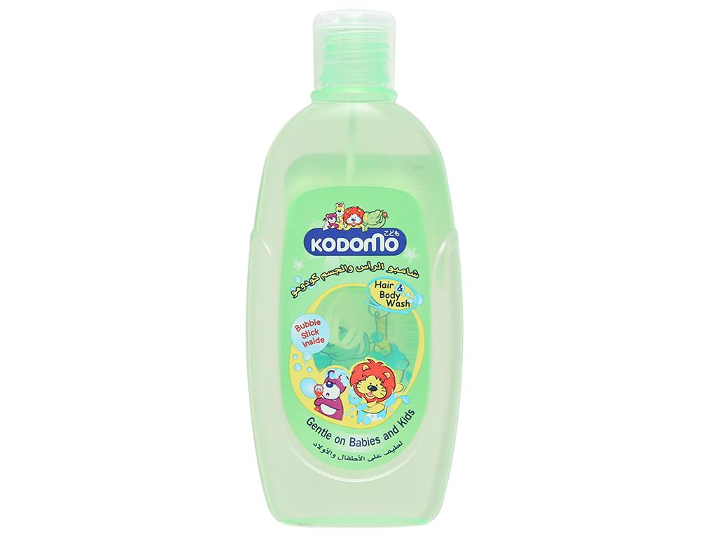Dầu tắm gội trẻ em Kodomo 200ml 2