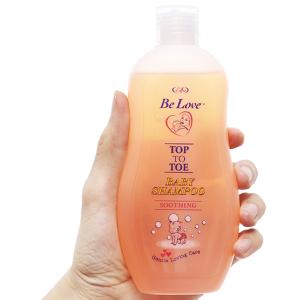 Tắm gội cho bé L'Affair Be Love dịu êm và thoải mái 250ml