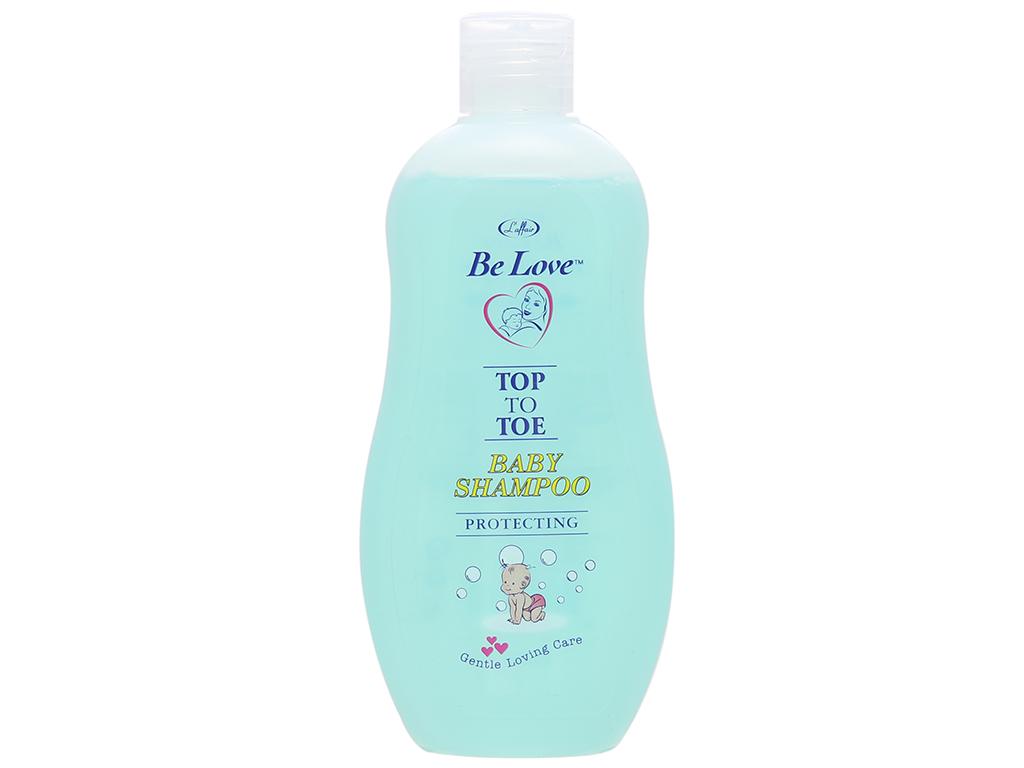 Tắm gội cho bé L'Affair Be Love chăm sóc và bảo vệ 250ml 2