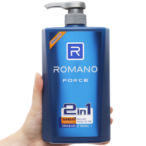 Tắm gội Romano Force 650g