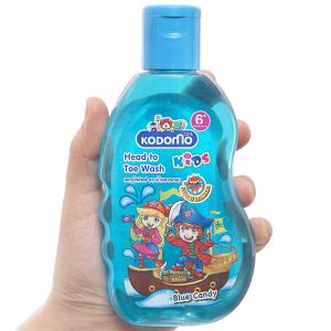 Dầu tắm gội trẻ em Kodomo blue candy 200ml