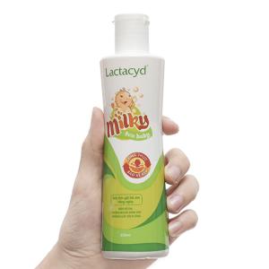 Sữa tắm gội cho bé Lactacyd bảo vệ chăm sóc da 250ml