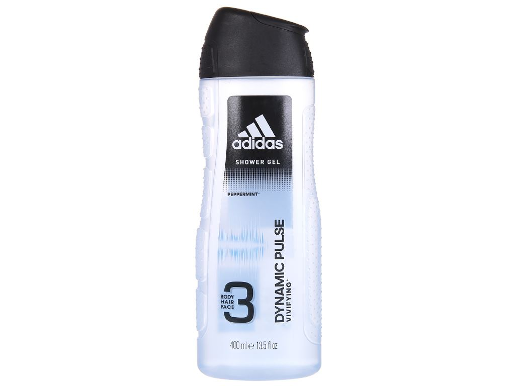 Sữa tắm gội toàn thân nam Adidas Dynamic Pulse 400ml 1