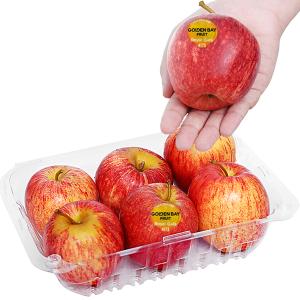 Táo Gala New Zealand nhập khẩu hộp 1kg (5 - 6 trái)