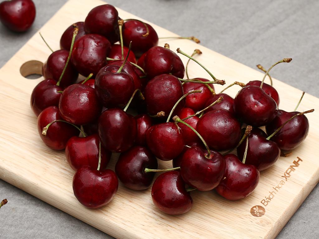 Cherry đỏ hộp 1kg 4