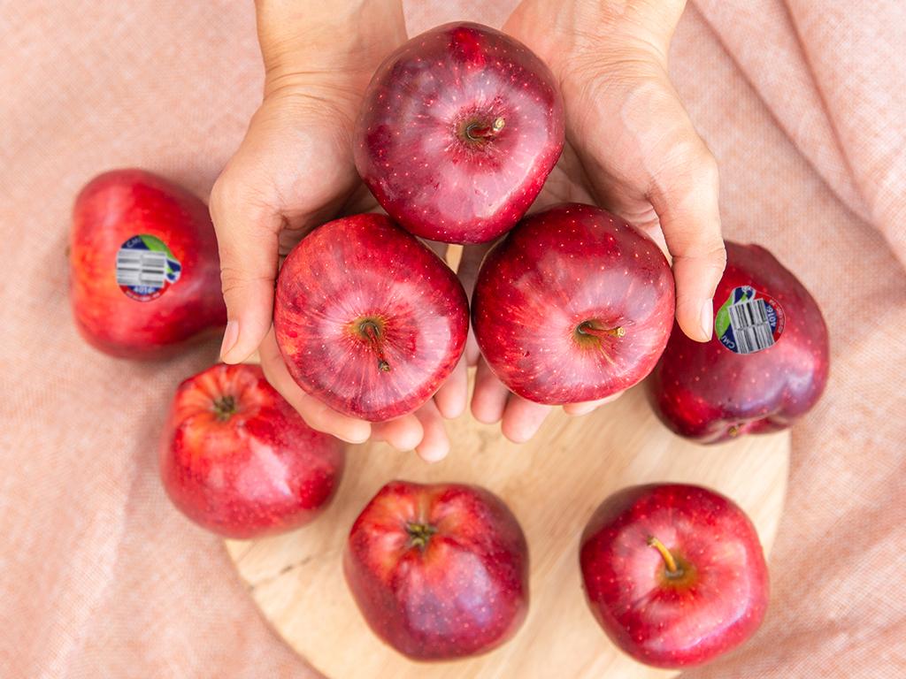 Táo đỏ Red Delicious nhập khẩu Mỹ hộp 1kg (4 - 5 trái) 5