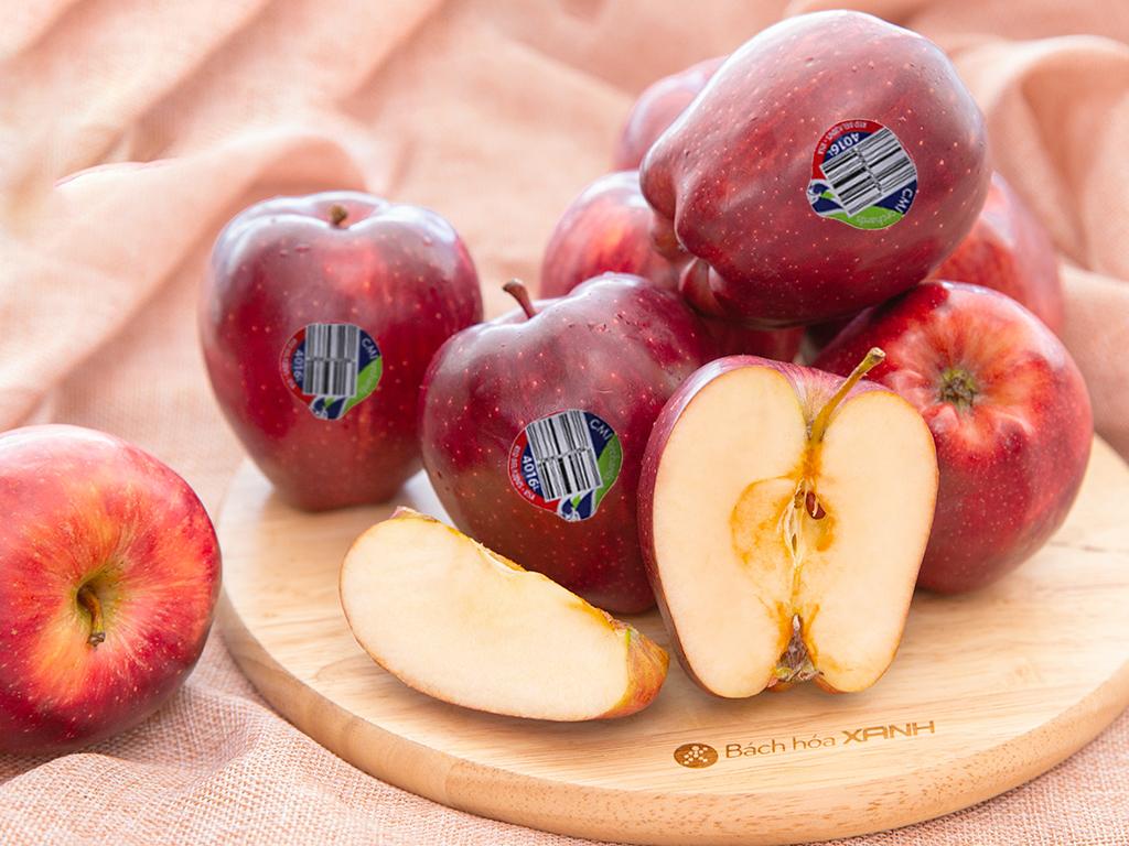 Táo đỏ Red Delicious nhập khẩu Mỹ hộp 1kg (4 - 5 trái) 7
