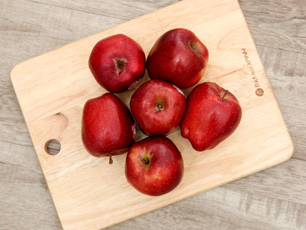Táo đỏ Red Delicious nhập khẩu Mỹ hộp 1kg (4 - 5 trái) 1