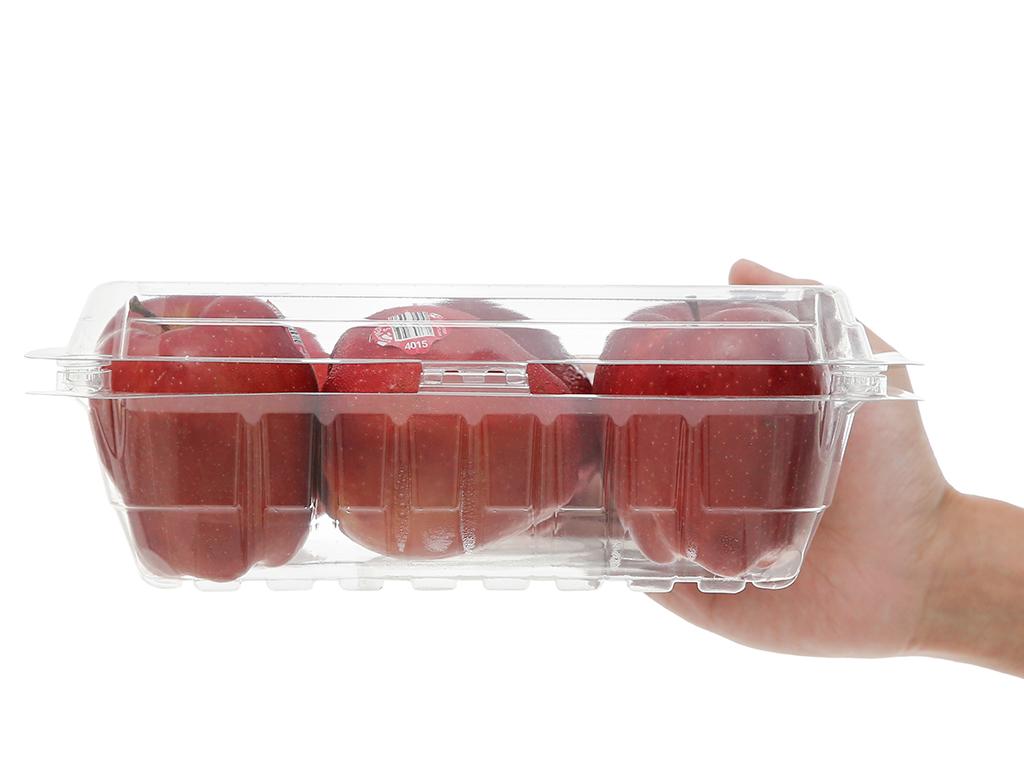 Táo đỏ Red Delicious nhập khẩu Mỹ hộp 1kg (4 - 5 trái) 6