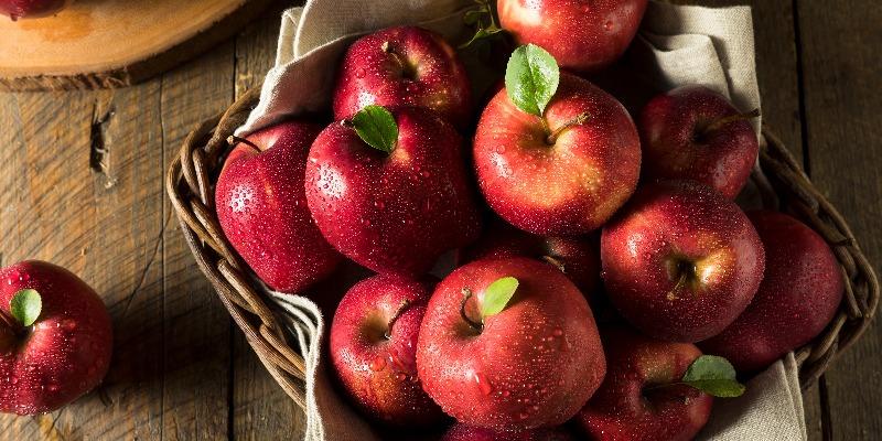 Ăn táo đỏ Red Delicious thế nào để tốt cho sức khoẻ