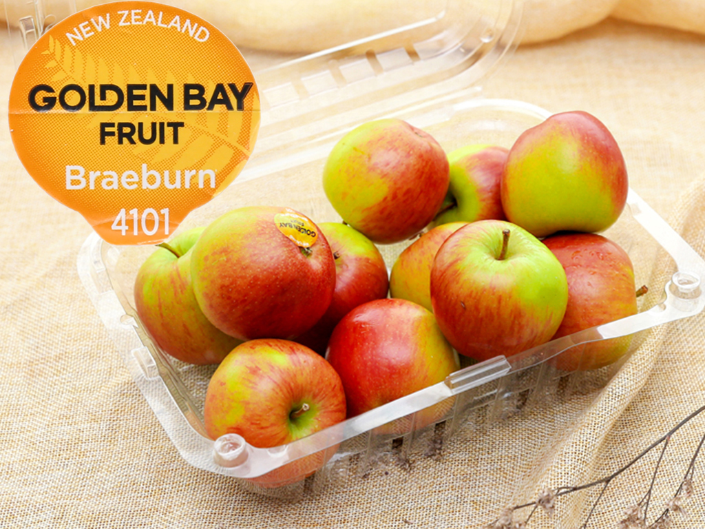 Táo Braeburn mini nhập khẩu New Zealand hộp 1kg (10 - 12 trái) 6