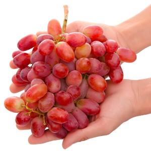 Nho đỏ không hạt nhập khẩu Úc túi 1kg