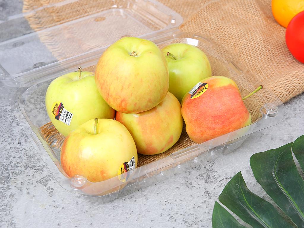 Táo Ambrosia nhập khẩu Mỹ hộp 1kg (6 - 7 trái) 1