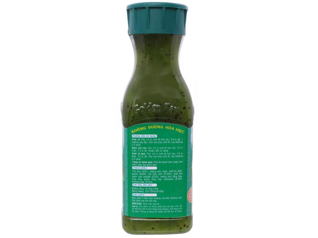 Sinh tố kiwi Golden Farm 500ml 2