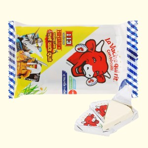 Phô mai Con Bò Cười gói 60g (4 miếng)