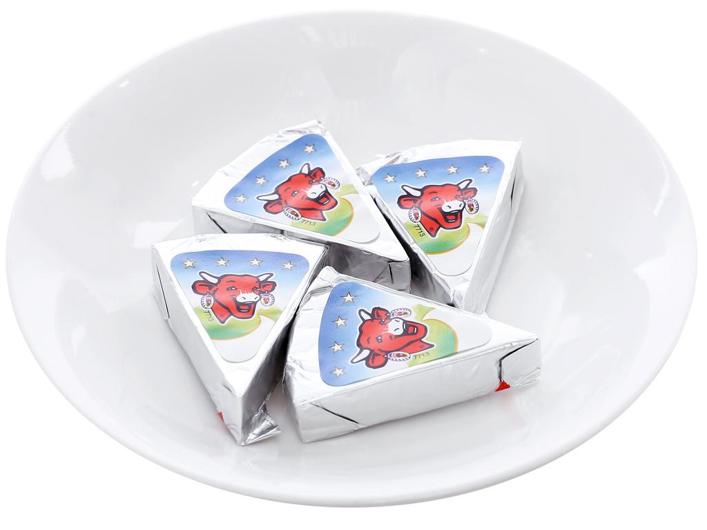 Phô mai Con Bò Cười hộp 60g (4 miếng) 4