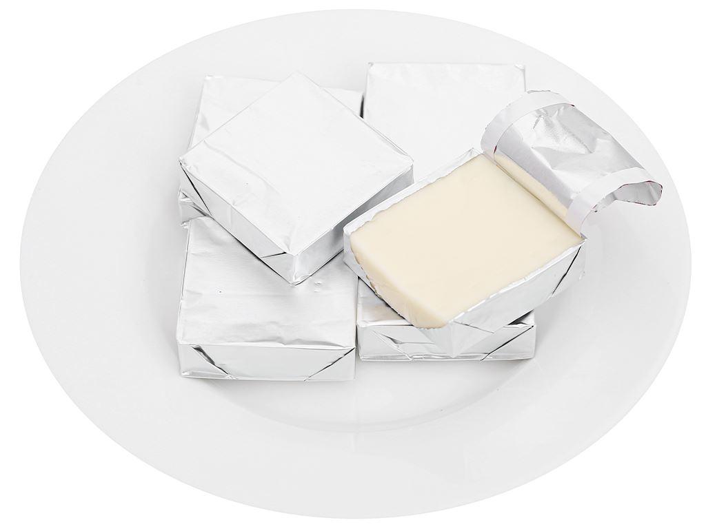 Phô mai kem Lactima Creamy hộp 100g (6 viên) 8