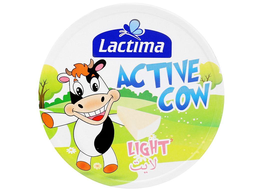 Phô mai vị sữa Lactima Active Cow hộp 120g (8 miếng) 3