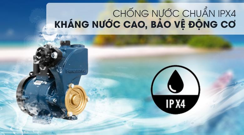 Máy bơm nước đẩy cao Panasonic GP-129JXK-SV5 125W - Chống nước IPX4