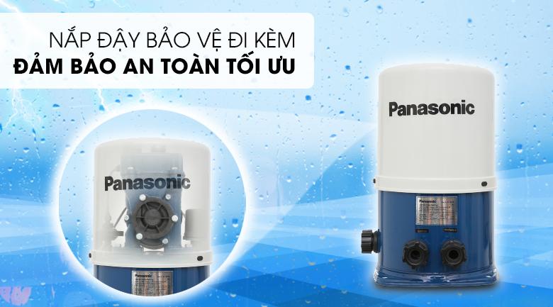 Máy bơm nước tăng áp Panasonic A-130JTX 125W - Nắp đậy bảo vệ
