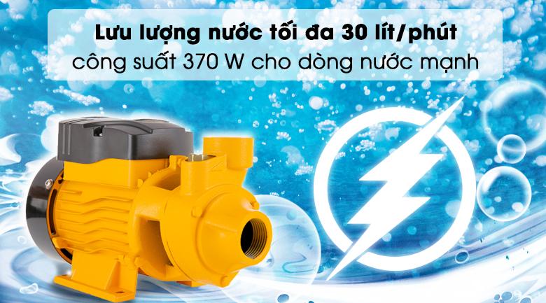 Máy bơm nước tăng áp Tolsen 79970 370W - Lưu lượng nước tối đa