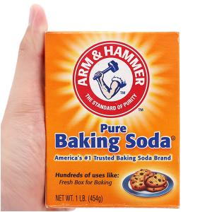 Bột nổi baking soda Arm & Hammer hộp 454g