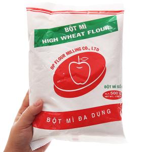 Bột mì đa dụng Táo Đỏ số 8 gói 500g