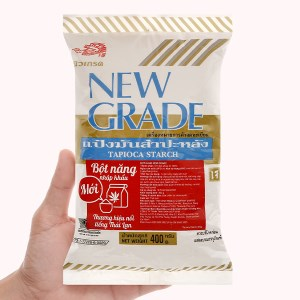 Bột năng New Grade gói 400g