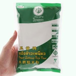 Tinh bột gạo nếp Jade Leaf gói 400g