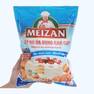 Bột mì đa dụng Meizan cao cấp túi 1kg