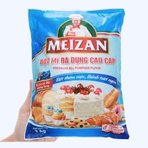 Bột mì đa dụng Meizan cao cấp gói 500g
