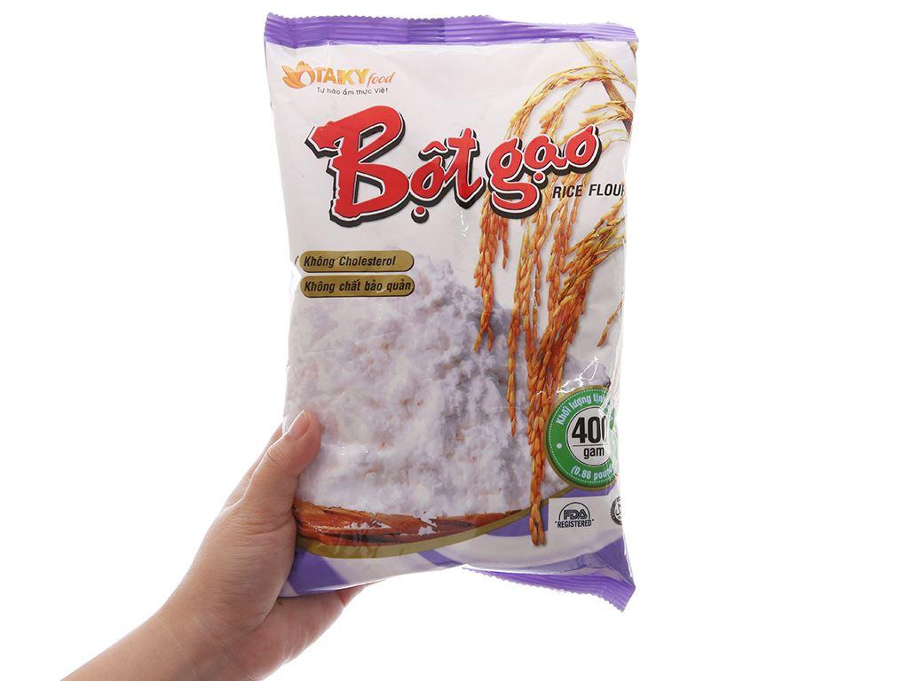 Bột gạo Tài Ký gói 400g 4