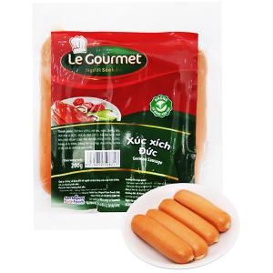 Xúc xích Đức Le Gourmet gói 200g