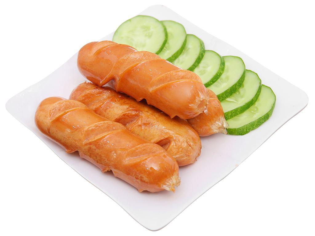 Xúc xích Việt Mỹ Le Gourmet gói 200g 5