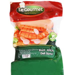 Xúc xích Deli Sumo Le Gourmet gói 250g