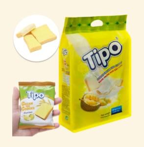 Bánh trứng kem sầu riêng Tipo gói 220g