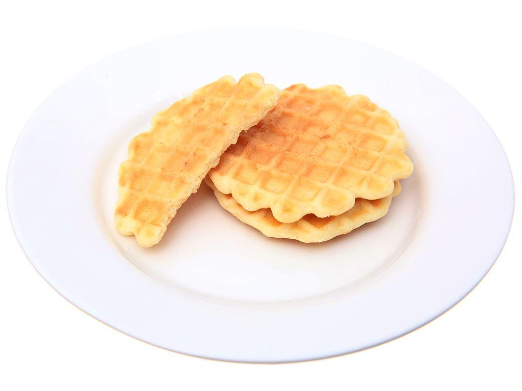 Bánh bơ trứng Butter Waffles Richy gói 270g 4
