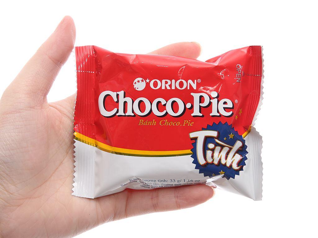 Bánh Choco-pie hộp 396g (12 cái) 4