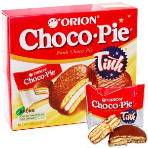 Bánh Choco-pie hộp 396g (12 cái)