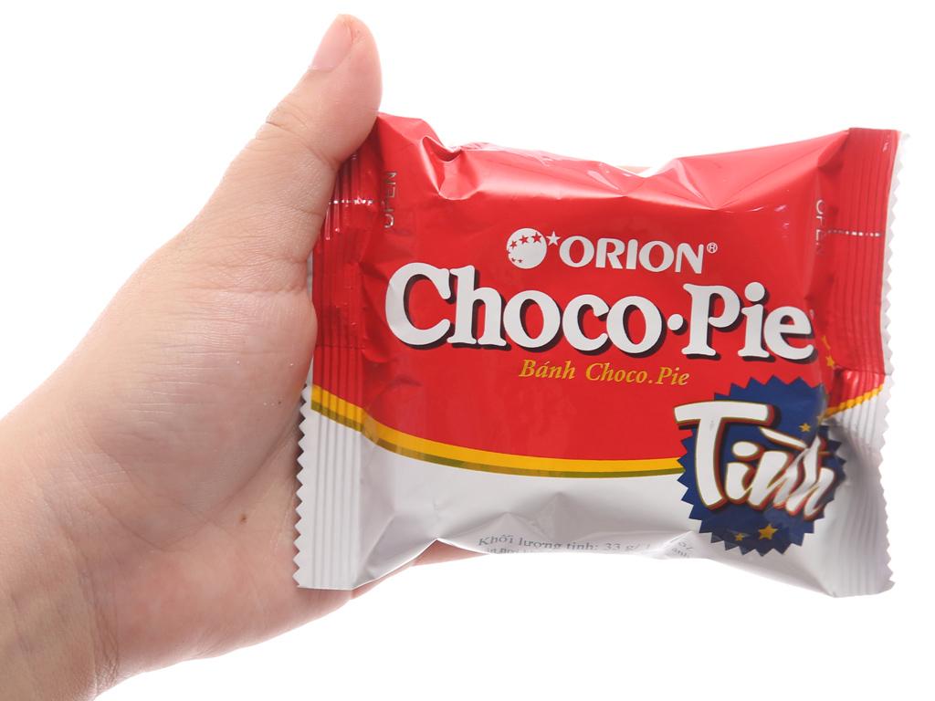 Bánh Choco-pie hộp 198g (6 cái) 3