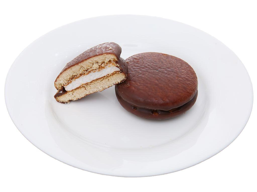 Bánh socola kem Choco PN gói 216g (12 cái) 5
