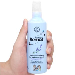 Xịt chống muỗi Remos hương Lavender 150ml