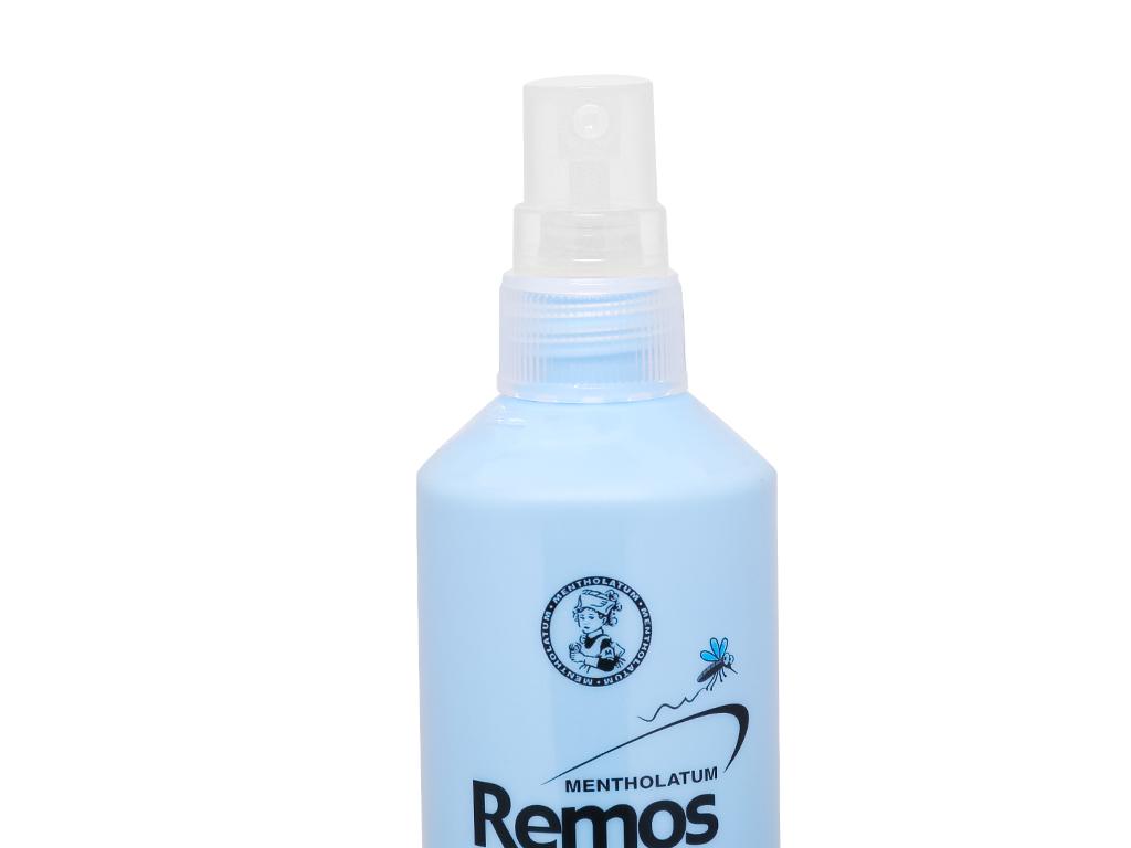 Xịt chống muỗi Remos hương Lavender 150ml 3